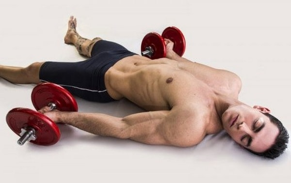 L'importance de la récupération en musculation